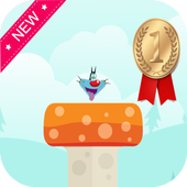 Oggy Jump Escape icon