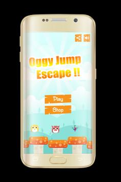 Oggy Jump Escape poster