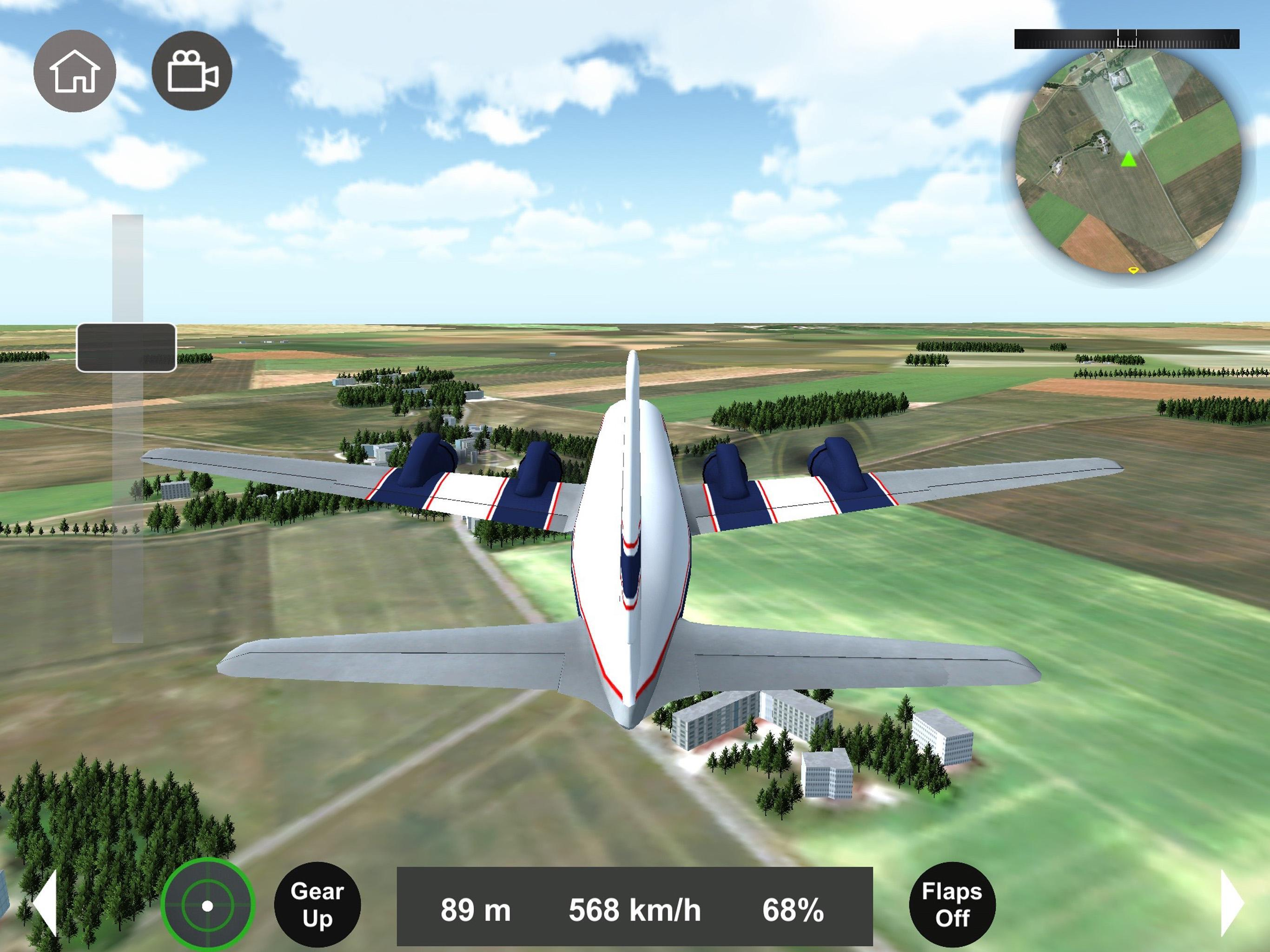 Flight Sim for Android - APK Download
