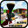 Kids Train Sim icono