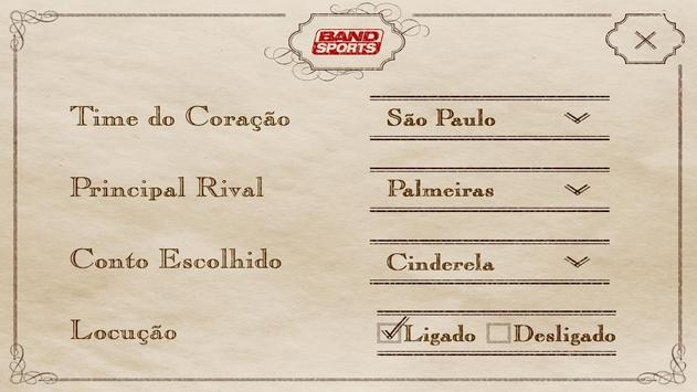 Contos de Ninar - Bandsports screenshot 5