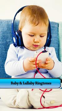 Baby & Lullaby Ringtones poster