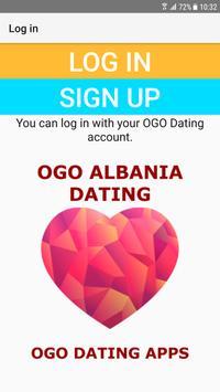 Albania Dating Site - OGO poster