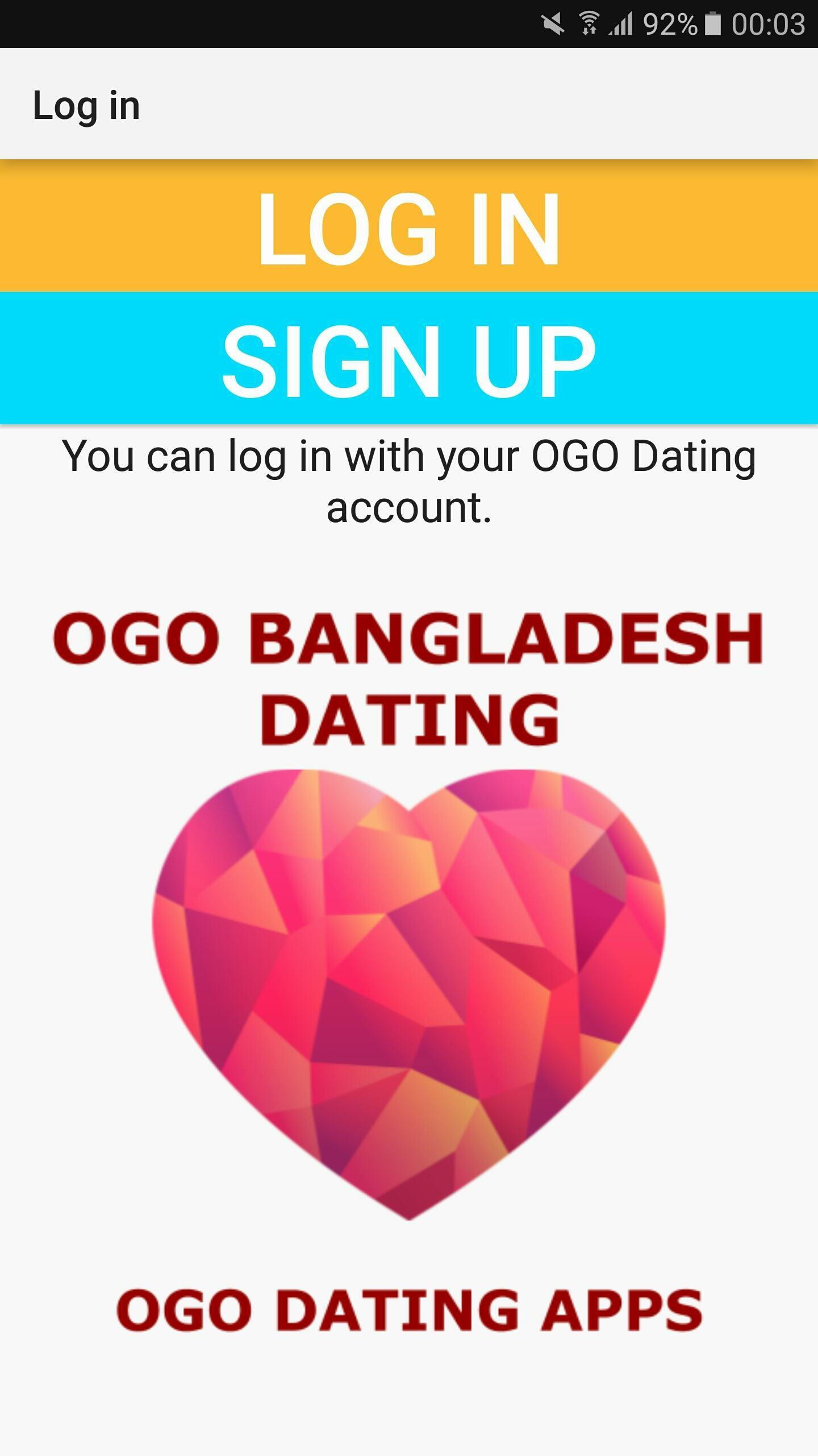Bangladesh Dating Site - OGO for Android - APK Download