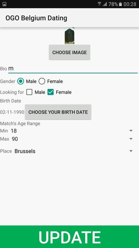 Liste der Dating-Website in belgium