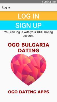 Bulgaria Dating Site - OGO poster