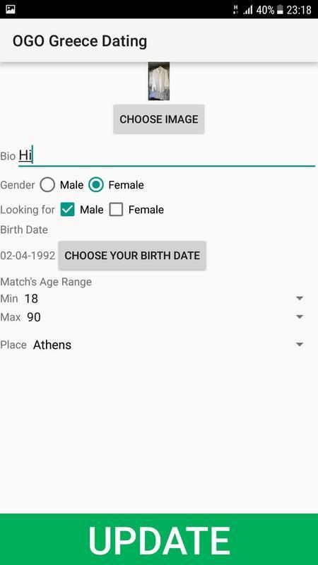 greek dating site free