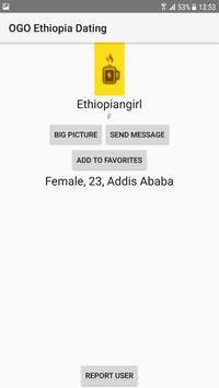 Ethiopian dating website