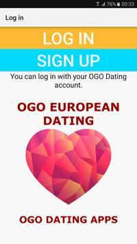 European dating site app