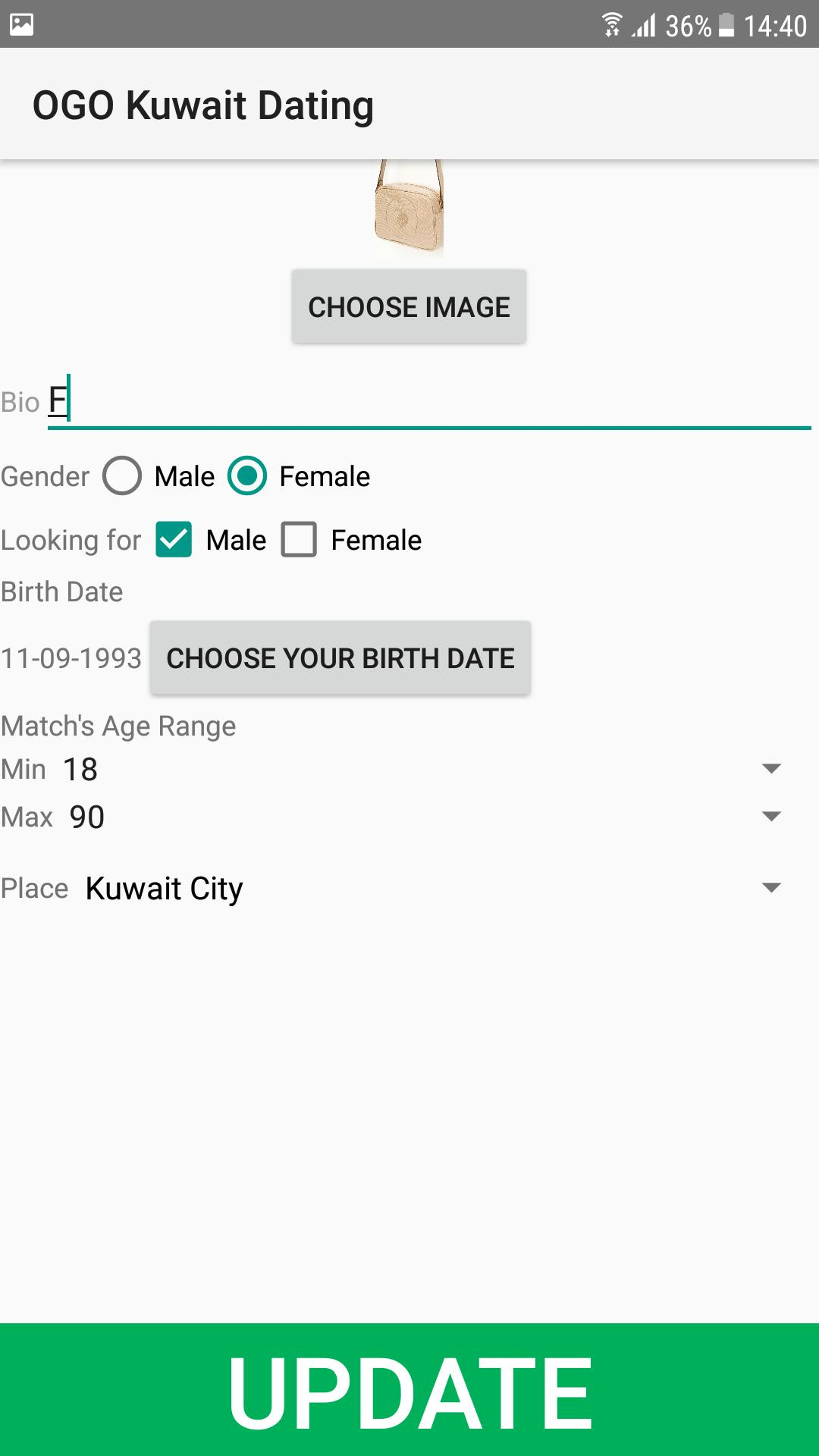 Kuwait Dating Site - OGO for Android - APK Download