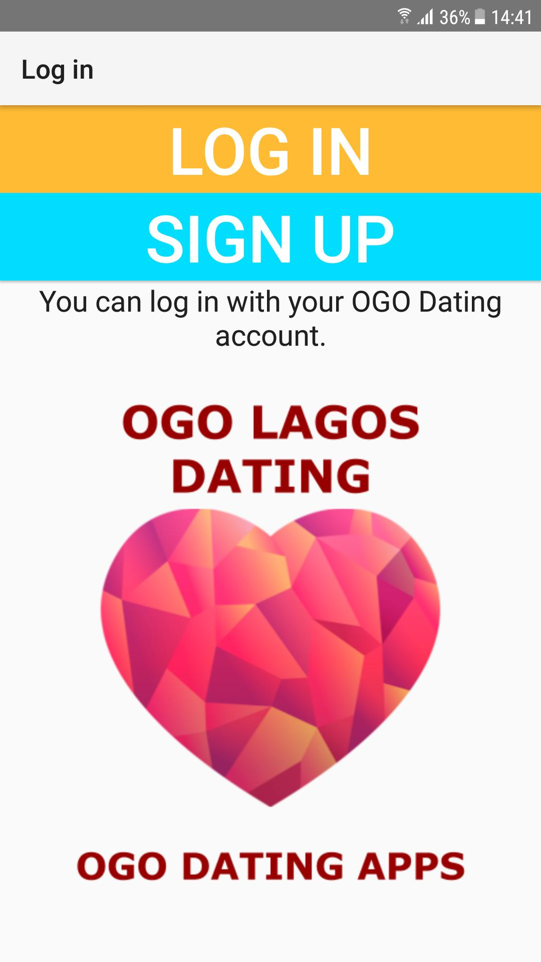 dating online lagos