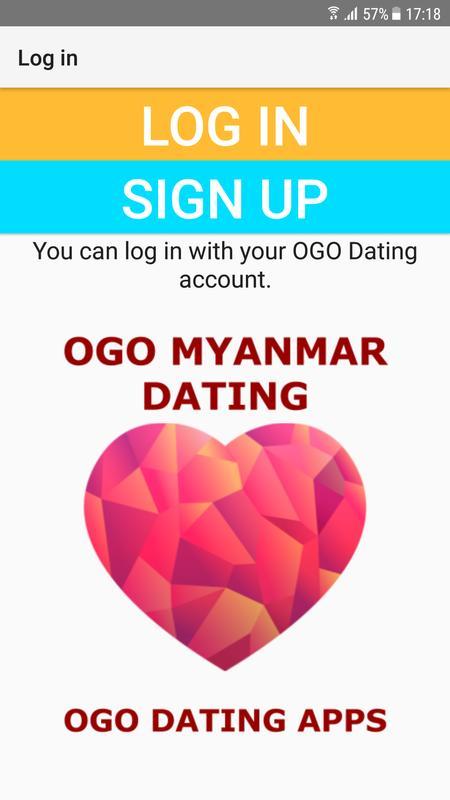 Myanmar dating website