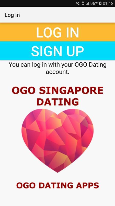 Free singapore dating app