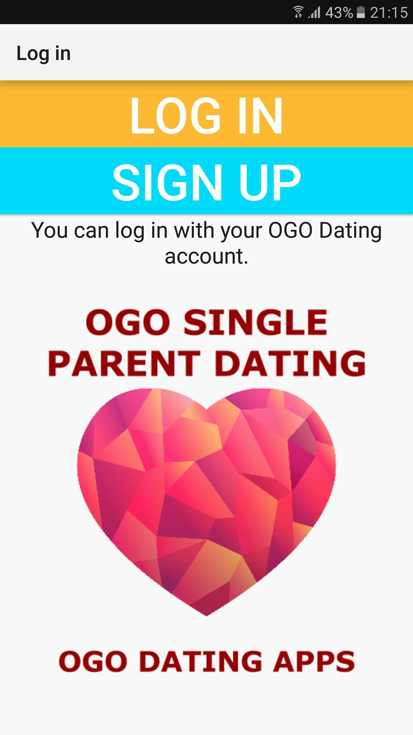 Dating site for single mums