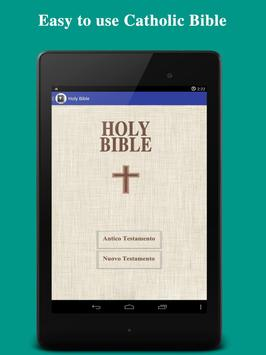 Bibbia - Italian Bible FREE apk screenshot