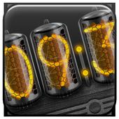 Neutron: Nixie Tube Clock icon