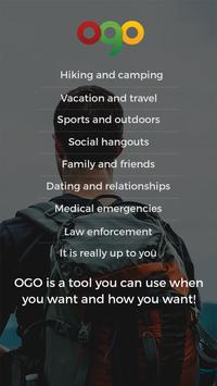 OGO - Safety and Communication apk screenshot