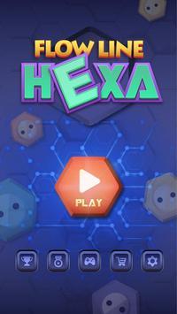 Flow Free: Hexa poster