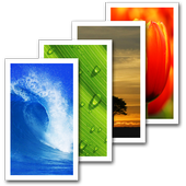 Backgrounds icon