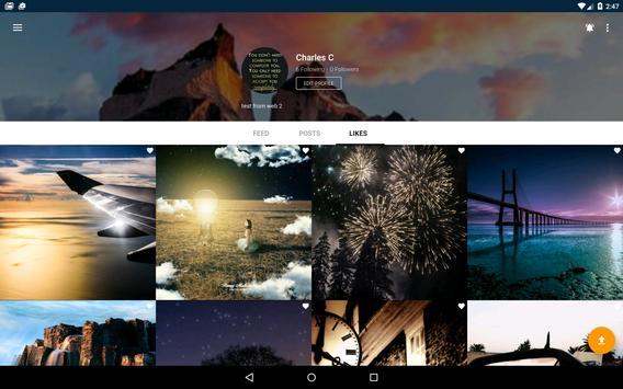 Backgrounds تصوير الشاشة 8