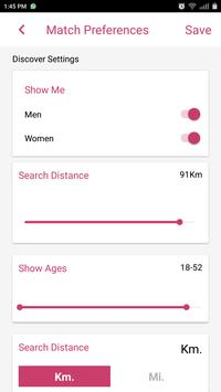 LoveBirds Dating App screenshot 5