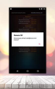 DGS Puan Hesaplama Asistanı screenshot 5