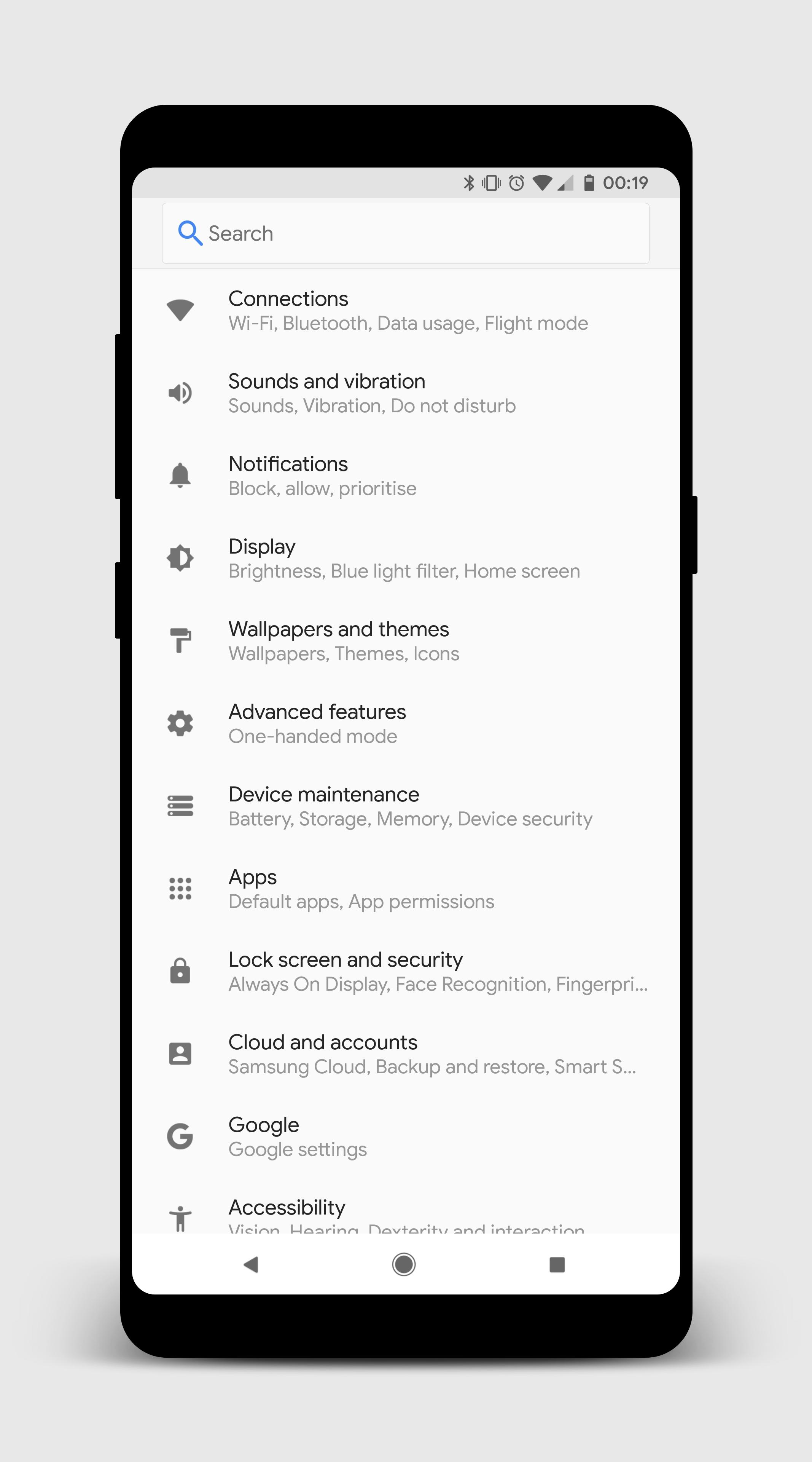 Substratum] StatusBar Icons (+extras) for Samsung for