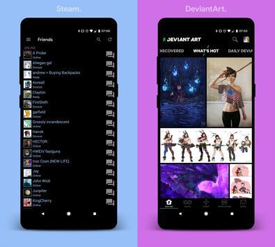 [Substratum] yoru. for Samsung/AOSP Oreo screenshot 7