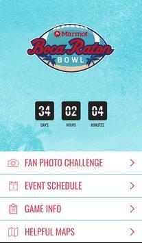 Marmot Boca Raton Bowl poster
