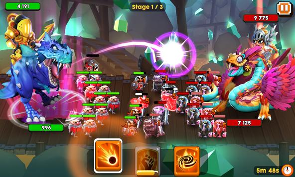 Monster & Commander apk screenshot