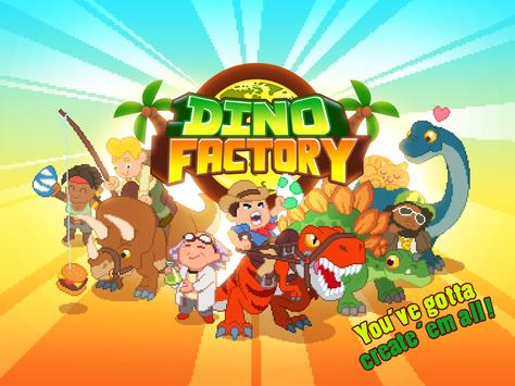 Dino Factory apk screenshot