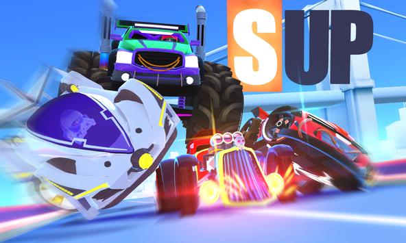 SUP Multiplayer Racing poster