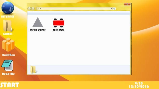 Mini Operating System Sim apk screenshot