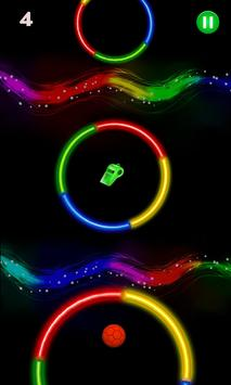 Colourful Ball Switch poster