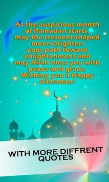 Raya Quotes Greeting poster