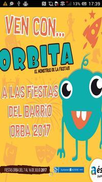 Alfafar Orba poster