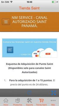 Saint Apps poster