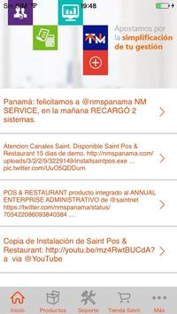 Saint Apps apk screenshot