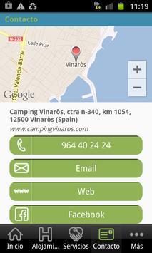 Camp Vinaròs apk screenshot