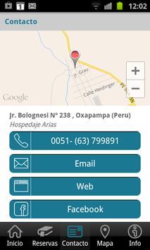 Hostal Arias - Oxapampa Peru screenshot 4
