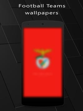 SL Benf Wallpaper apk screenshot