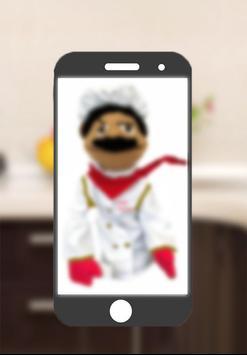 Chef Pee Pee wallpapers apk screenshot