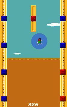 Magnet Man JUMP! apk screenshot