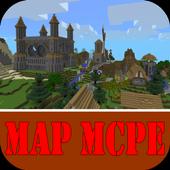 Map MCPE icon