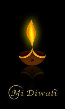 MI Diwali poster