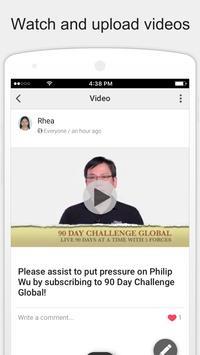 90 Day Challenge Global apk screenshot