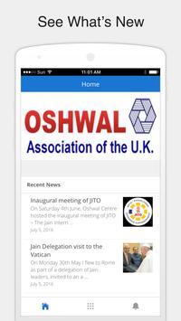 Oshwal UK apk screenshot