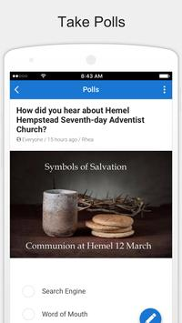 Hemel Adventist Church UK apk screenshot