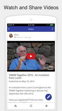 YWAM Together 2016 apk screenshot