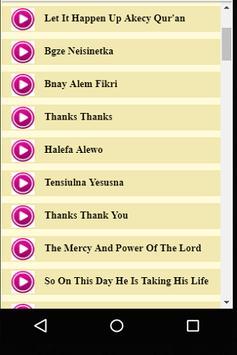 Eritrea & Ethioipia Tigrigna Spiritual Songs apk screenshot